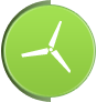 Wind Report Icon